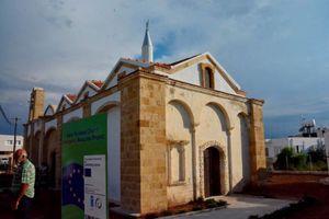 Ναός στην κατεχόμενη Μόρφου είχε γίνει τέμενος
