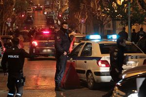 Επίθεση σε περιπολικό της Άμεσης Δράσης στην ΑΣΟΕΕ