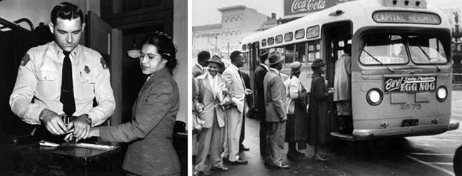 Το μποϊκοτάζ στα λεωφορεία του Μοντγκόμερι (1955-1956)