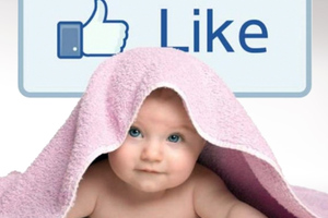 Εικόνες παιδιών που δεν έχουν θέση στο Facebook