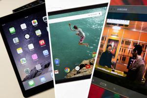 Η μάχη των tablet