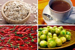 Τροφές-«καύσιμα» για τον οργανισμό