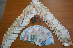 Επτά συλλήψεις για ζάρια σε χωριό του Ευρώτα