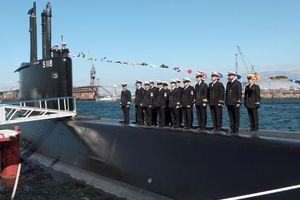 Πραγματοποιήθηκε η τελετή καθέλκυσης του υποβρυχίου «Ωκεανός»