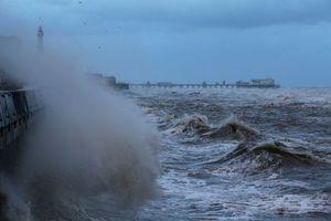 Άνεμοι με ταχύτητα 180 χλμ/ώρα πνέουν  στη Σκωτία
