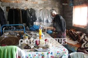 Χωρίς νερό και ρεύμα ζει ένας 84χρονος