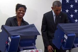 «Κύριε πρόεδρε μην αγγίξετε την κοπέλα μου»