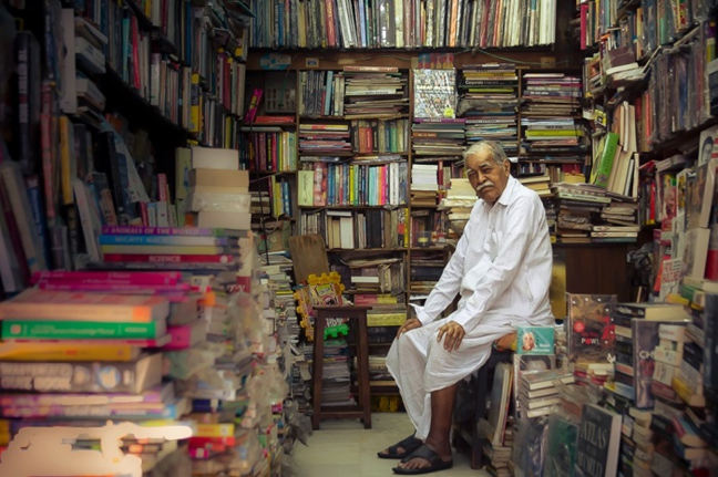 «Αποικία βιβλίων», Calcutta, Ινδία