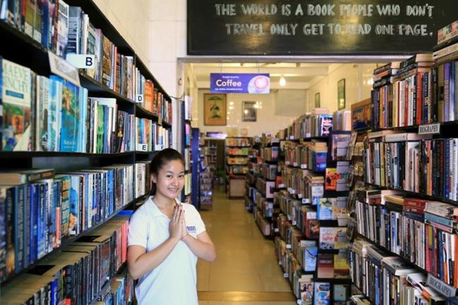 D's Books, Pnomh Penh, Καμπότζη