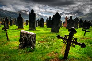 Θεότρελες εφευρέσεις νεκροταφείων