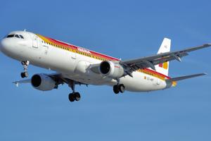 Αναγκαστική προσγείωση αεροπλάνου της Iberia στη Βοστόνη