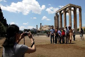 Αυξημένες κατά 15,6% οι τουριστικές αφίξεις
