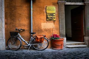 Ανακαλύψτε τις γραφικές γειτονιές της Ρώμης
