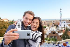 Βρείτε τα καλύτερα σημεία για υπέροχες selfie