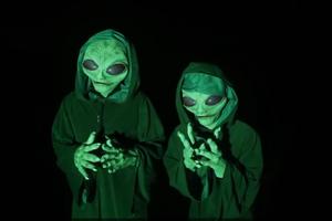 Εισβολή εξωγήινων