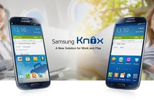 Κενό ασφαλείας στο Samsung Knox