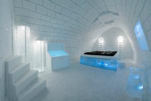 Ανοίγει το πιο διάσημο ξενοδοχείο φτιαγμένο από πάγο!