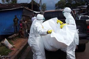 Βρήκαν την Αχίλλειο πτέρνα του ιού Έμπολα