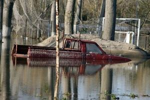Σε ετοιμότητα στον Έβρο μετά την υπερχείλιση του ποταμού