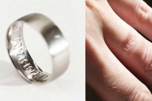 Δαχτυλίδι κατά της... απιστίας