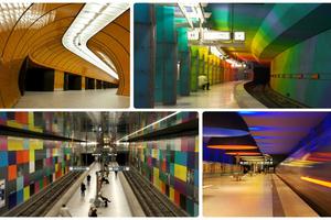 Δείτε τους 15 πιο εντυπωσιακούς σταθμούς μετρό στον κόσμο