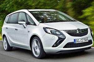 Crossover τα επόμενα Opel Zafira και Meriva