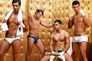 Τα «αλμυρότερα» αντρικά εσώρουχα