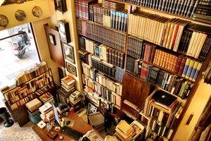 Τα μυστικά ενός παλαιοβιβλιοπώλη