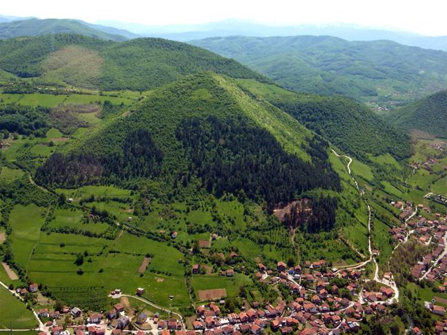 Η Πυραμίδα της Βοσνίας