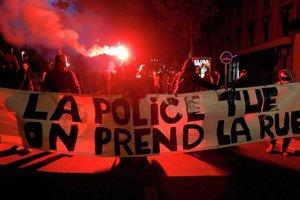 Διαδηλώσεις στο Παρίσι με αφορμή το θάνατο νεαρού οικολόγου