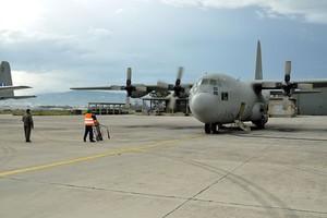 Δύο ισχυρές εκρήξεις θα σημειωθούν στην Αεροπορική Βάση της Ελευσίνας