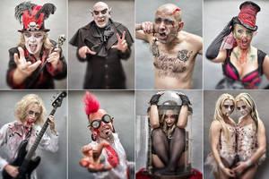 Το τσίρκο του τρόμου
