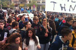Συγκεντρώσεις στη Θεσσαλονίκη στη μνήμη Γρηγορόπουλου