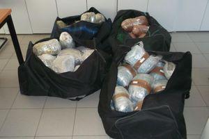 Θερμική κάμερα «πρόδωσε» τους διακινητές ναρκωτικών