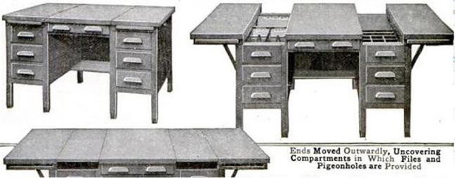 Πτυσσόμενο γραφείο