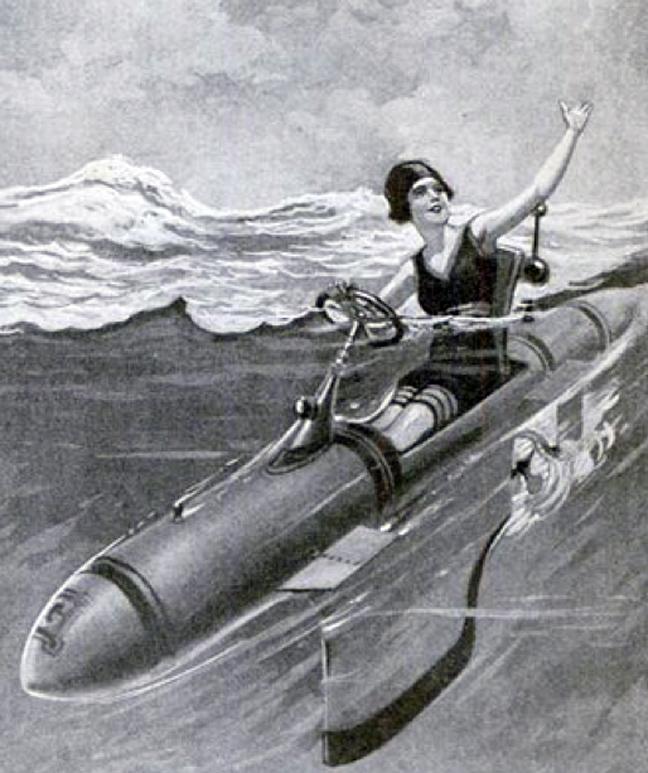 Προσωπικό υποβρύχιο
