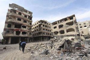 Βομβάρδισαν βρεφονηπιακό σταθμό κοντά στη Δαμασκό