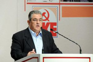 «Στο έδαφος της ΕΕ και των μονοπωλίων βαδίζουν ΝΔ και ΣΥΡΙΖΑ»