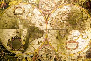 Παγκόσμιοι χάρτες εθνικών διαφορών
