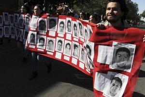 Έκαψαν τα πτώματα 43 φοιτητών και τα πέταξαν στα σκουπίδια