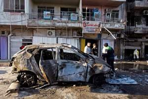 Πολύνεκρη επίθεση σε λεωφορείο στο Ιράκ