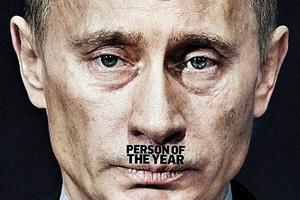 Οι ομοφυλόφιλοι ονόμασαν τον Βλαντιμίρ Πούτιν πρόσωπο της χρονιάς