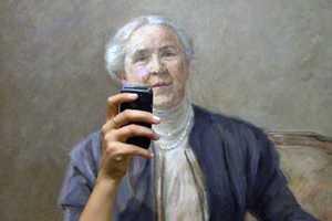 Αν οι πίνακες τραβούσαν selfies