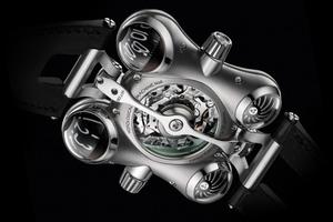 Το φουτουριστικό ρολόι των 230.000 δολαρίων