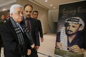 Πόλεμος δηλώσεων Αμπάς-Χαμάς στην επέτειο Αραφάτ