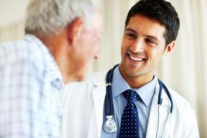 Ο καλοσυνάτος γιατρός θεραπεύει αποτελεσματικότερα