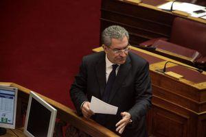 Υποψήφιος δήμαρχος Αθηναίων και ο Βασίλης Καπερνάρος