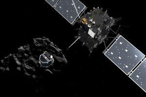 Στις 18:00 η προσεδάφιση του ρομπότ στον κομήτη
