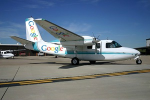 Η Google νοικιάζει αεροδρόμιο της NASA