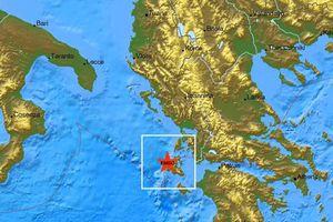 Νέος σεισμός ταρακούνησε την Κεφαλονιά